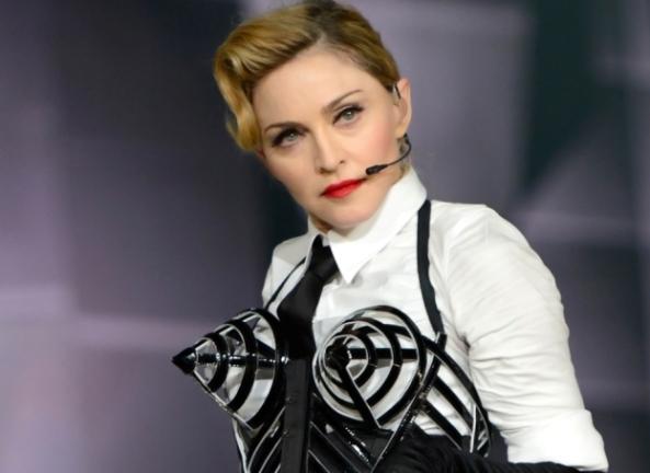 Madonna na turnê MDNA