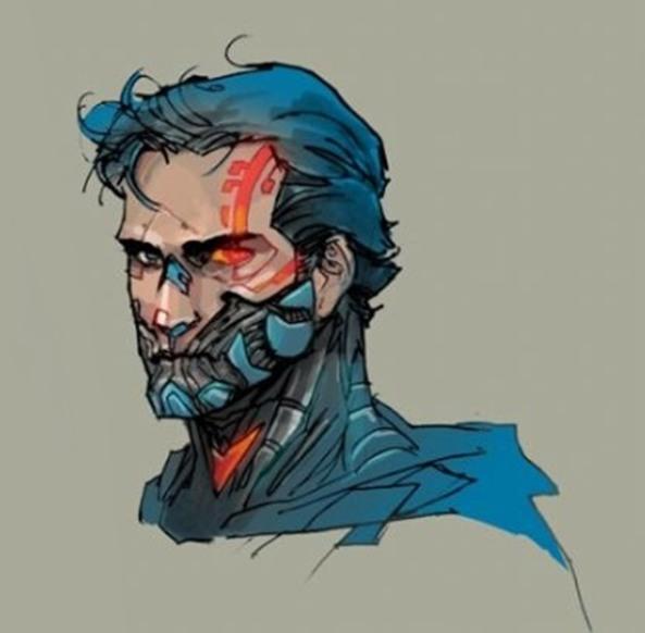 super-homem-Ciborgue