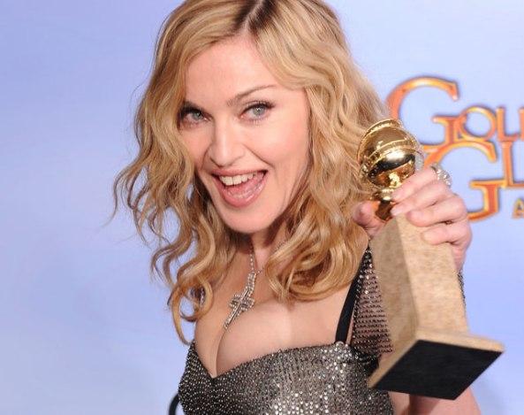 Madonna_Globo_de_Ouro