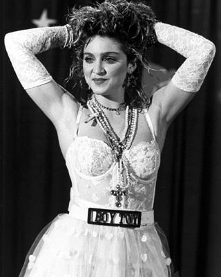 Madonna_vestida_de_Noiva